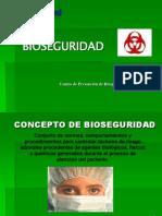 Bioseguridad en EsSALUD