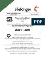 Nov 11 Belle Ringer