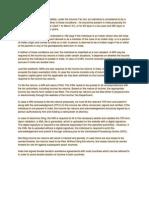 NRI & Tax Filing