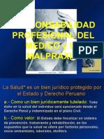Quinseava Sesion Mal Praxis > Responsabilidad Medica 1 Ok Art Mejicano