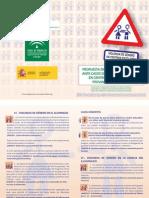 Propuesta dida´ctica de Actuación ante casos de VdG en centros educativos de Córdoba.
