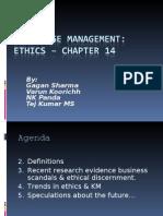KMGroup AZ Ethics