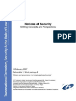 Notions of Security