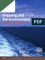LR - Shipping & Environment