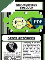 INTERACCIONISMO SIMBOLICO