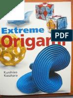 Extreme Origami - Kunihiko Kasahara