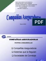 SEGUROS - COMPAÑIAS ASEGURADORAS