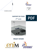 Rapport Stage 196