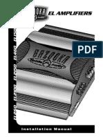 El Amplifier Manual
