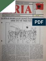 Liria nr 3  - Maj 1981-