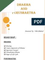 Dharma n purushartha