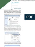 Configurando a Rede No Windows 7