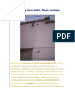Patologia de La Construccion... Info de Rene