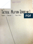 XXI Bomber Command, Tactical Mission Report 1