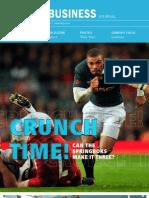 The African Business Journal Sept 2011 - John Pinching
