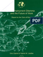 The Employment Dilemma 2006