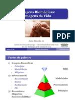 Aula ImagensBiomedicas IntroEB2011 Resumo