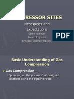 Compressor Sites