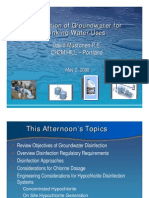 GW Disinfection Presentation Final