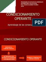 2010 Cap III Condicionamiento Operante