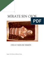Diego Sangri Marín - Mírate sin Ojos