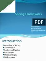 Spring Framework Final