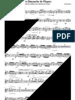 Finale 2009 - [Un Dimanche de Paques - Clarinet in Bb