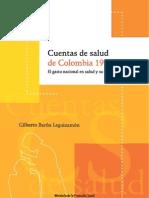 Cuentas en Salud 1993_2003