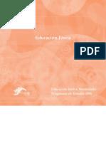 26 Plan de Educación Fisica
