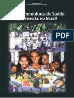 ESCOLAS PROMOTORAS DE SAÚDE - OPAS