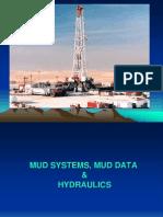 02 Mud Types,Mud Data Hydraulics