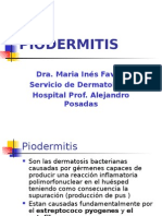 Piodermitis Pediatras Plus