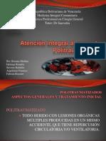 Atención Integral al paciente Politraumatizado