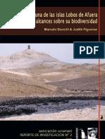 Stucchi y Figueroa 2006 - La Avifauna de Las Islas Lobos de Afuera y Algunos Alcances Sobre Su Bio Divers Id Ad