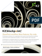 K2 Business Process Management Black Point