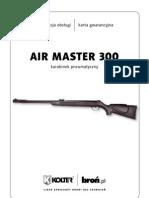 Instrukcja Air Master 300 - By Domino178