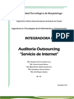 Auditoria Outsourcing