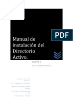 Examen Final-Active Directory Windows Server 2003