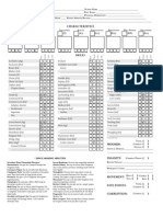Fillable Interactive Deathwatch Character Sheet v1.5 RE
