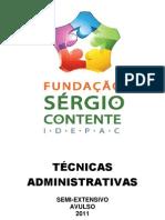 tecnicas administrativas
