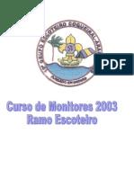 Apostila CM Ramo Escoteiro
