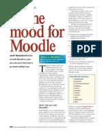 Moodle Technology ARTICLE