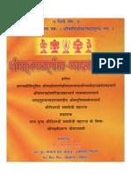 Gita-Tridandi Lectures