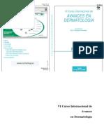 Anon - 6to Curso Internacional de Avances en Dermatologia