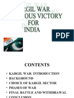 Slide Show on Kargil War | Nawaz Sharif | India–Pakistan