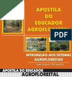 Apostila Do Educador Agroflorestal-Arboreto