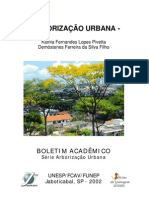 Arborizacao Urbana