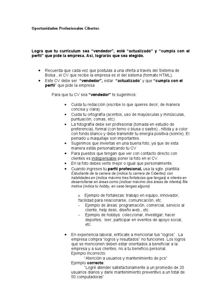 Lujoso Ejemplos De Currículos Para Trabajos En Servicio Al Cliente ...