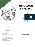 Romulus Vulcanescu - Mitologie Romaneasca i