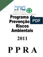 PPRA 2011 coopembrapa